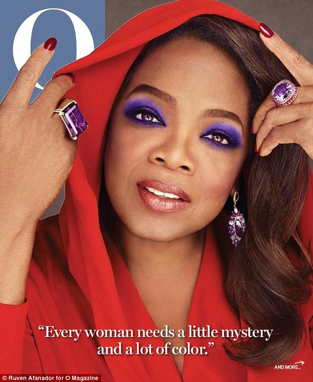Hood oprah winfery adult