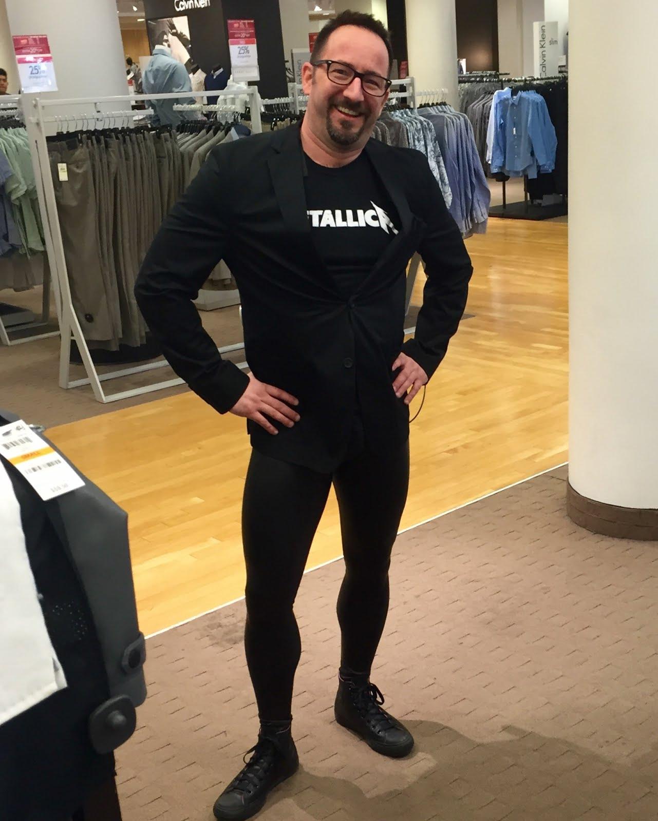Men who wear pantyhose fetish