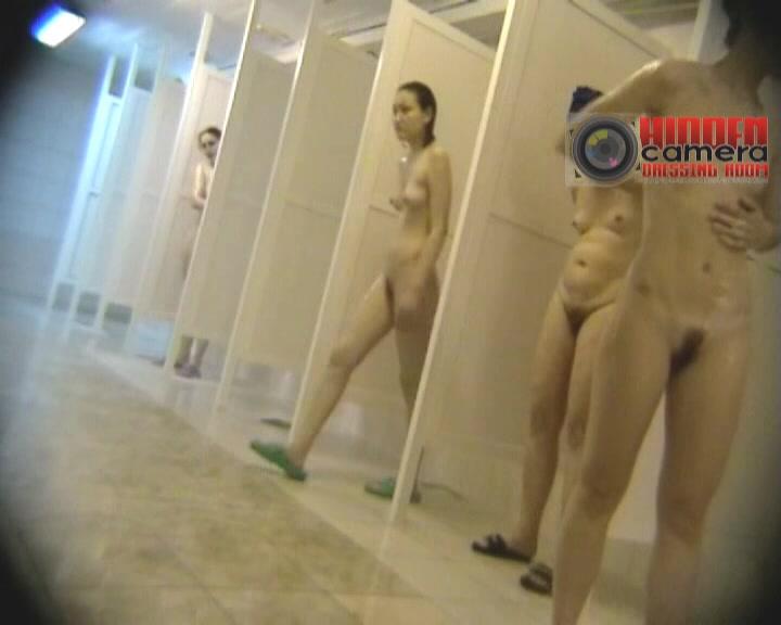 Hidden camera nudity women