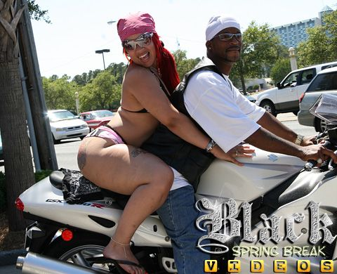 Black bike week girls naked