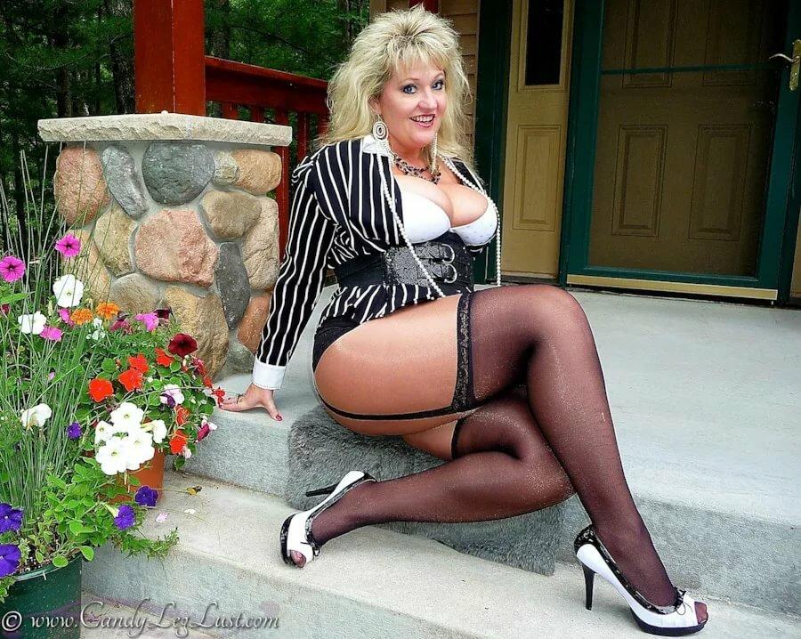 Lust candy cummings pantyhose