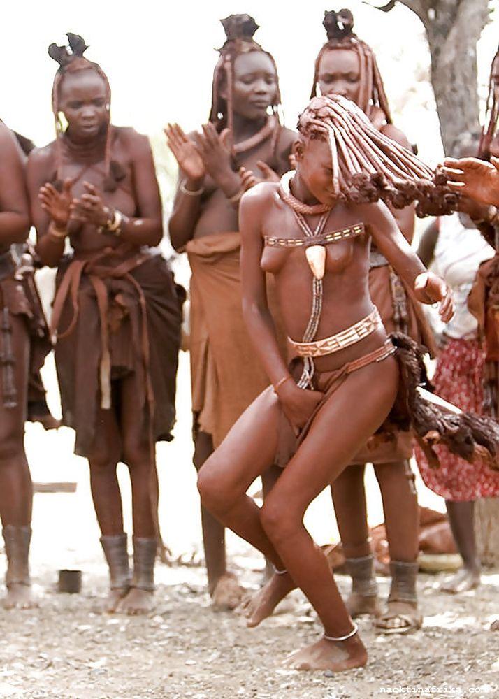 Girls pussy black tribe