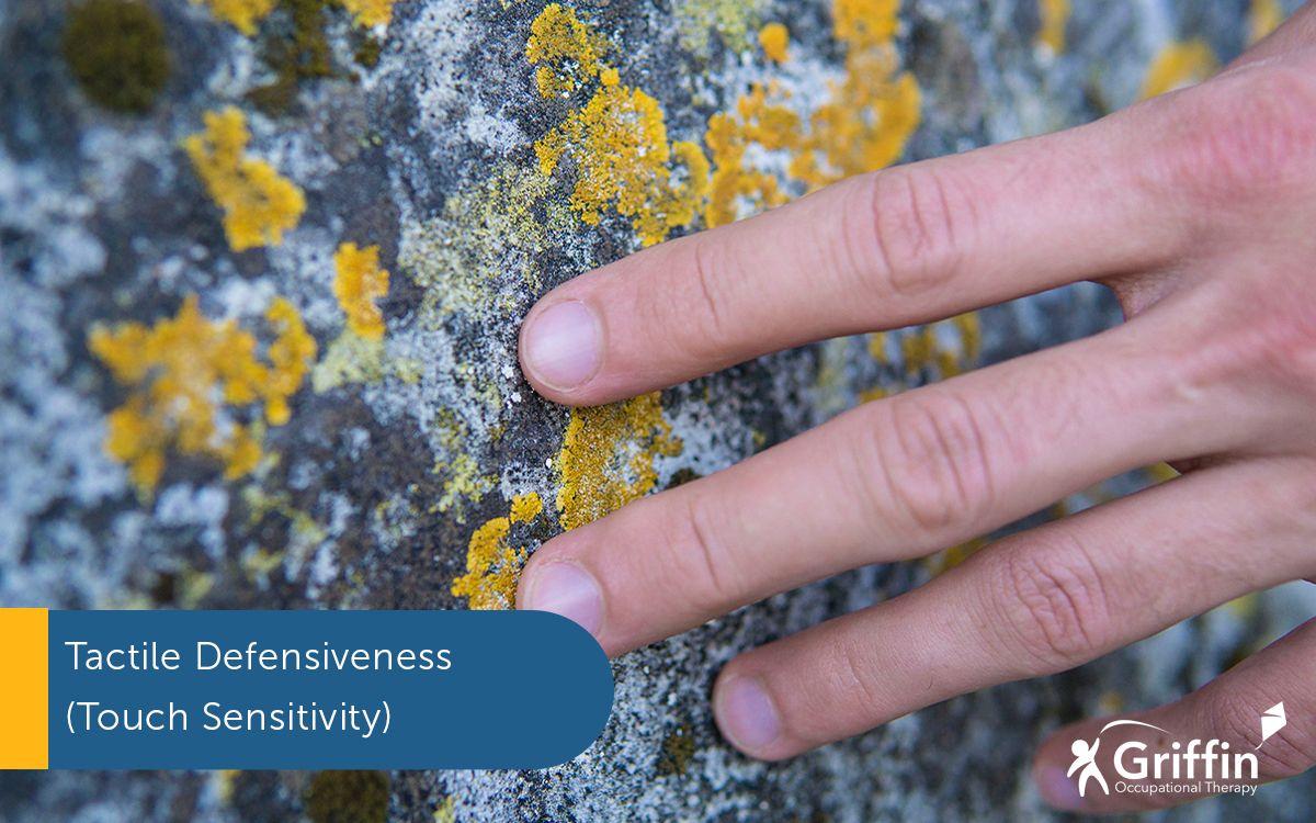 Sensory defensiveness in adults