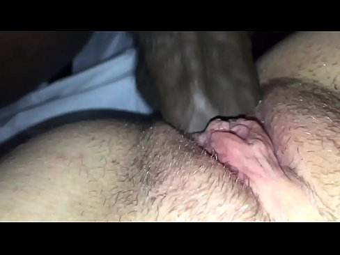 White pussy black penis pussy