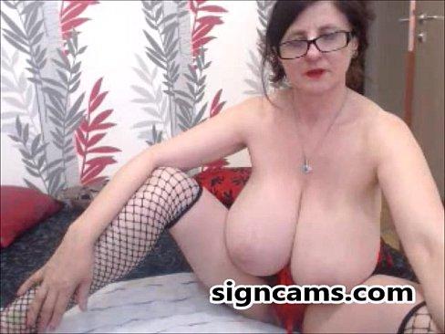 Bare pics breasts mature british
