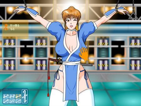 Hentai flash kasumi game