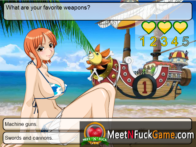 One piece sex games