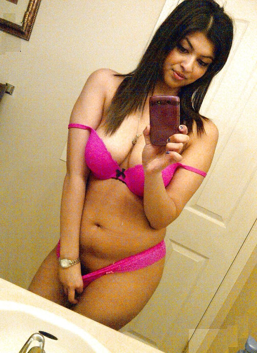 Naked facebook girls cleavage