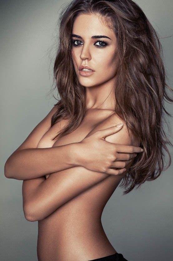 Hottest spanish models naked