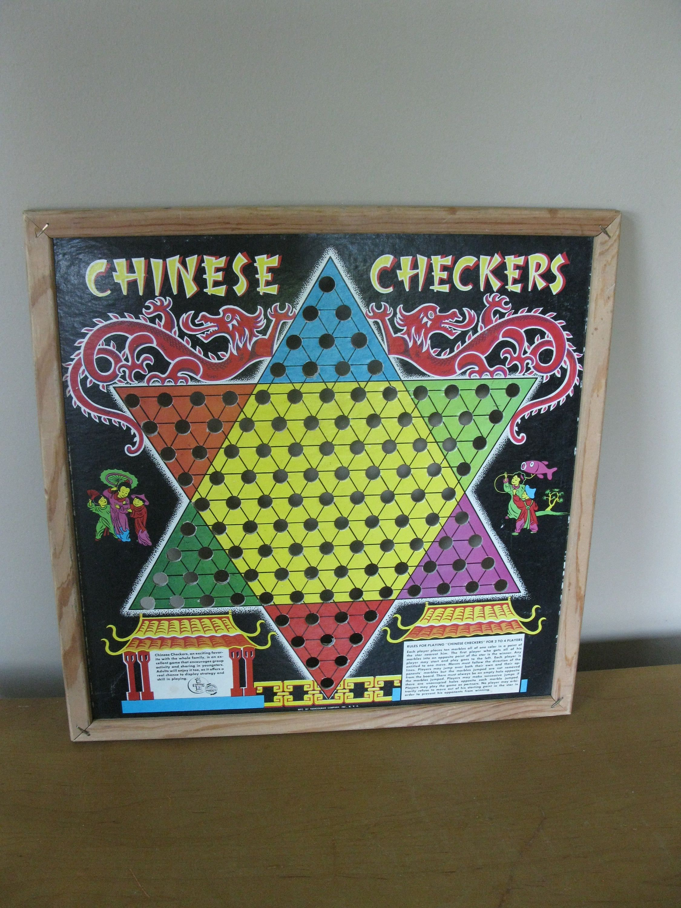 How many chinese adult plays checkers