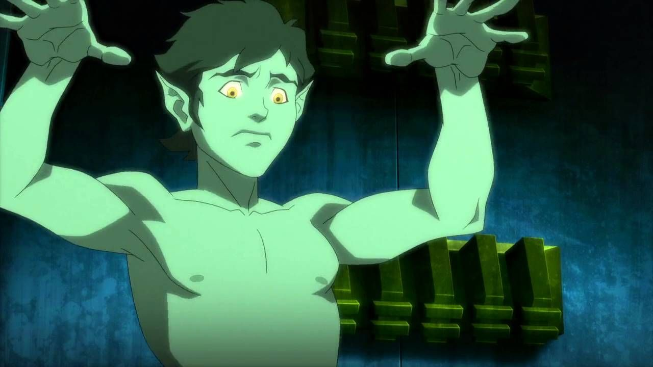 Teen titans beast boy sex