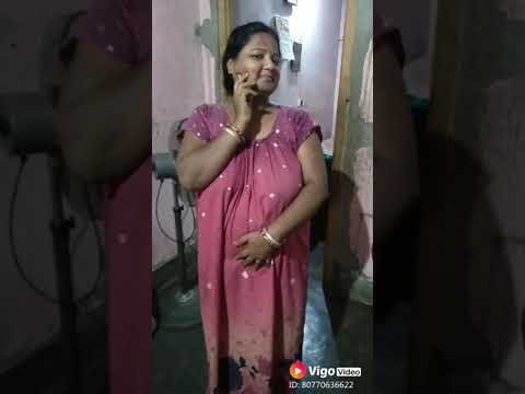 Aunty in tamil nighty transparent