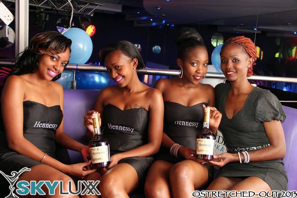 Nairobi strip clubs nude images