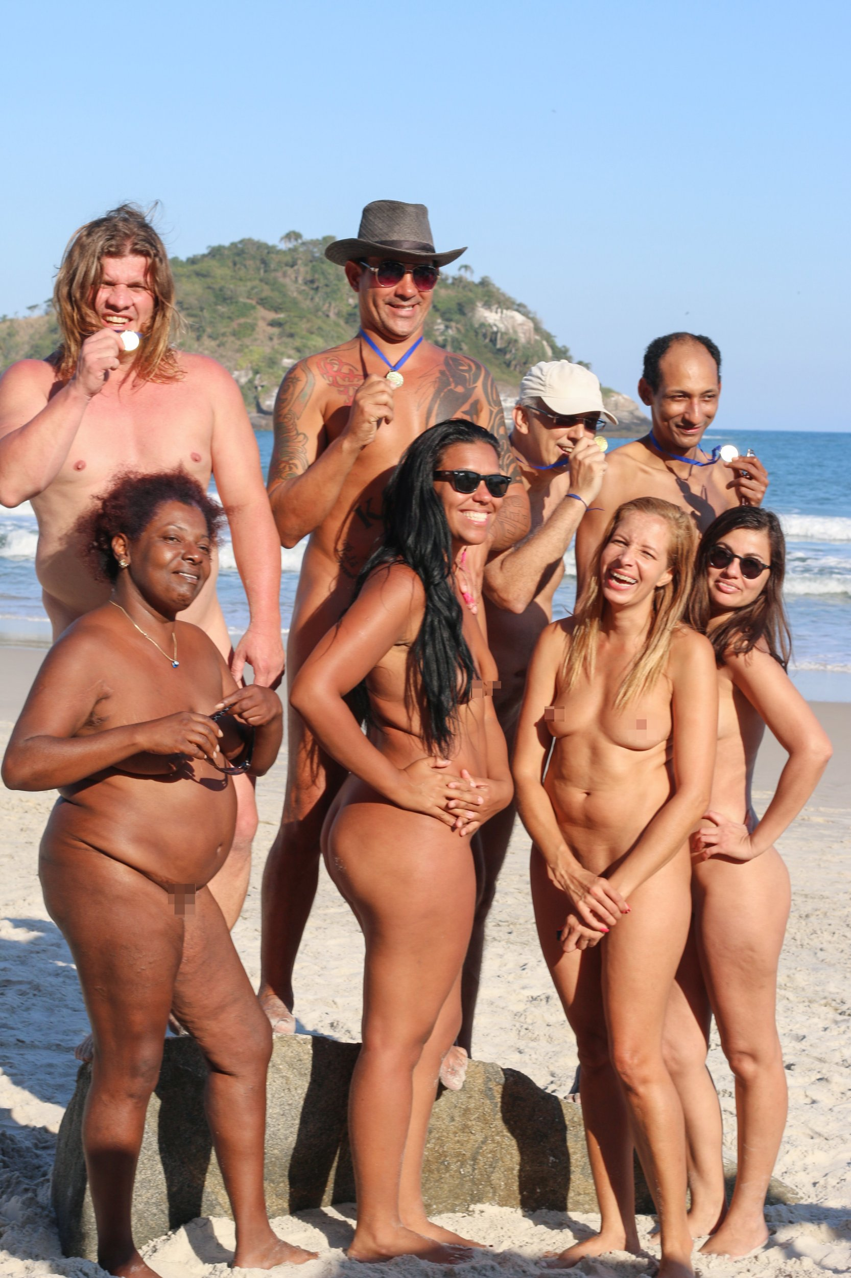 Teen naturists at home images