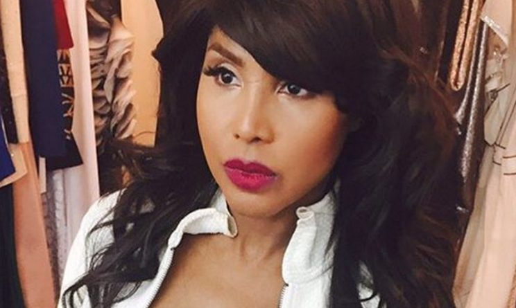 Toni braxton nude pictures