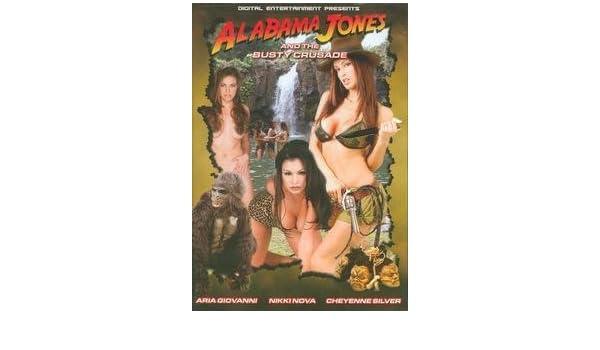 Alabama jones and the busty crusade clips
