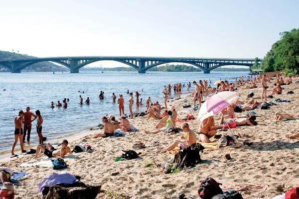 Nudist ukraine naturist family