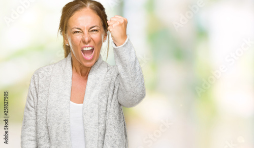 Adult aggression anger in