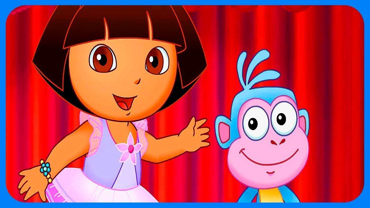 Dora the explorer ballet