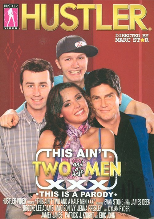 Men two and a porn half