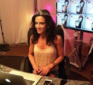 Jasmine webb lingerie massage