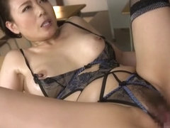Japanese milfs in bras
