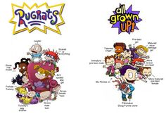 Rugrats all grown up angelica porn comics