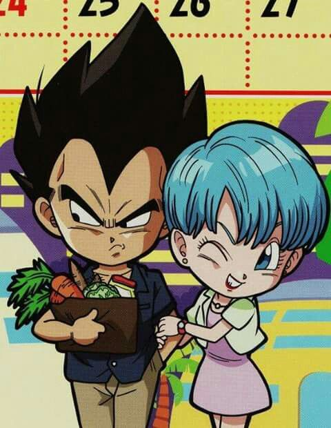 Vegeta and bulma porn ball dragon