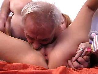 Old man fuck girl pic.