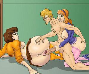 Pictures porn cartoon butt