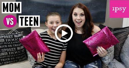 Mom vs teen. com