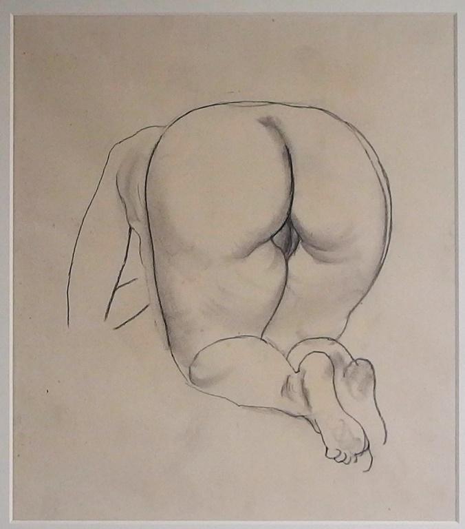 Pencil hentai pussy art drawing