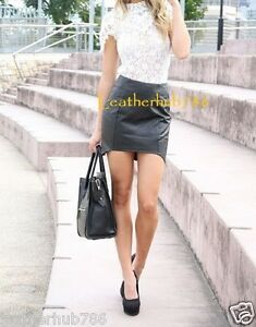 Sexy mini skirt babe