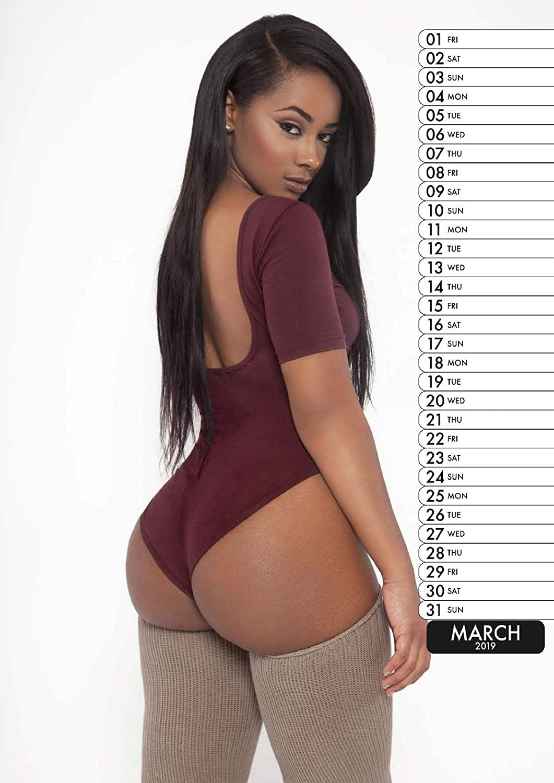 Busty ebony big booty