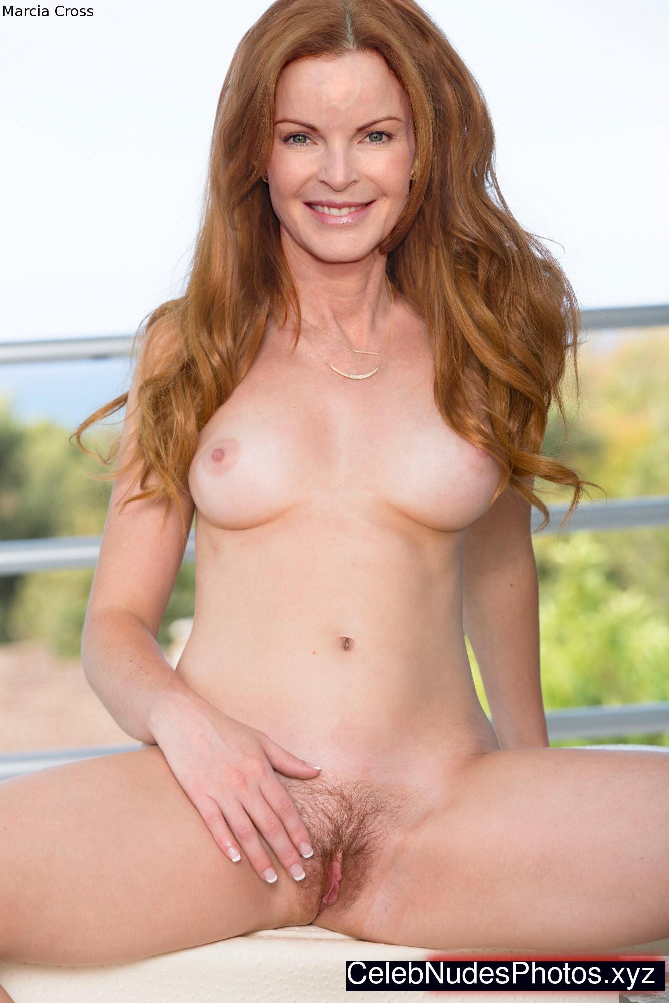 Cross porn fakes marcia nude