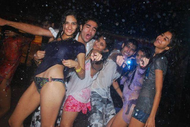 Party nude tamil college hot