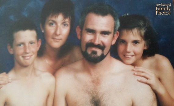 Nude family family fun