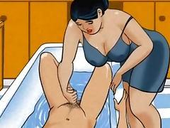 Frree cartoon clips porn