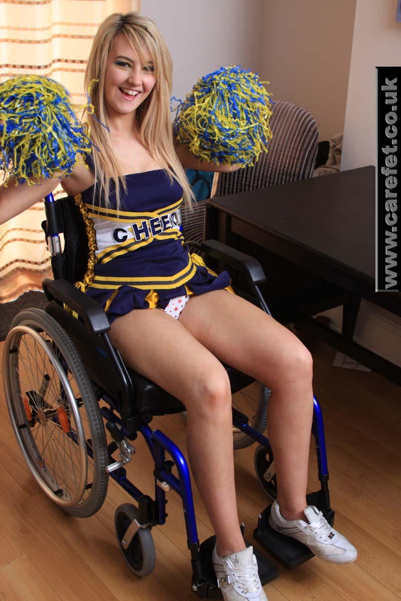 Women in wheelchair porn pics