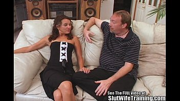Stockings slut wife training