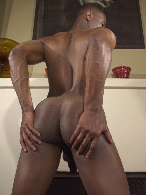 Black man ass hole sex