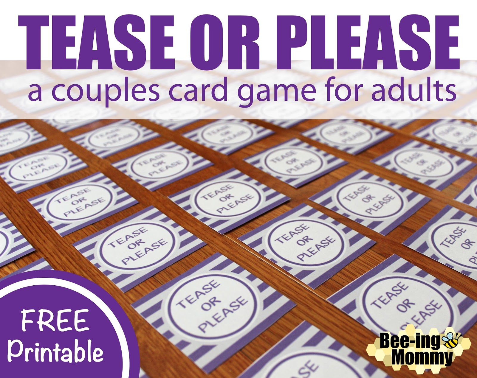 Adult home made games