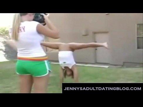Naked college girls gymnastics