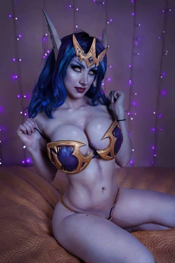 World of warcraft cosplay porn