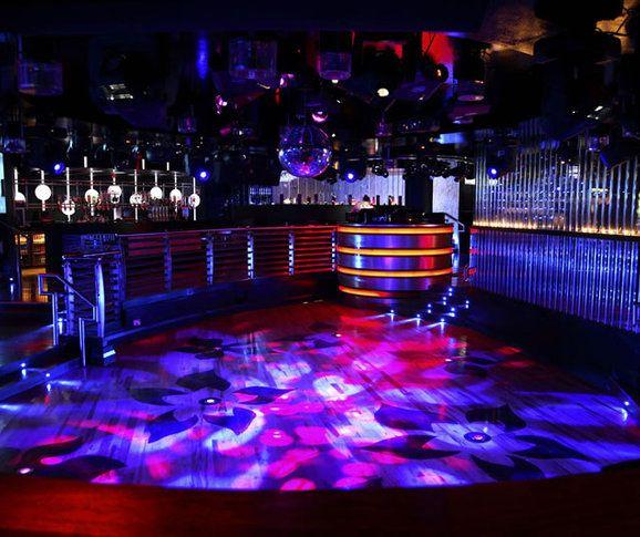 Black strip club las vegas