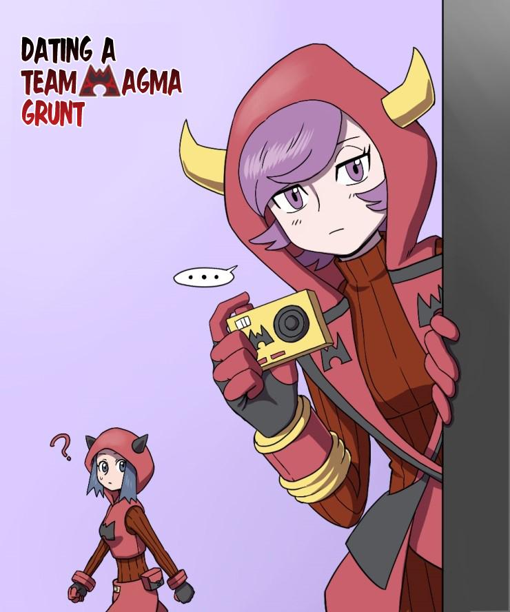Pokemon team magma sex