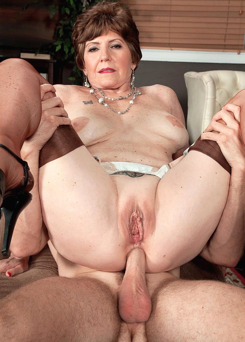 Big as anal porno mature