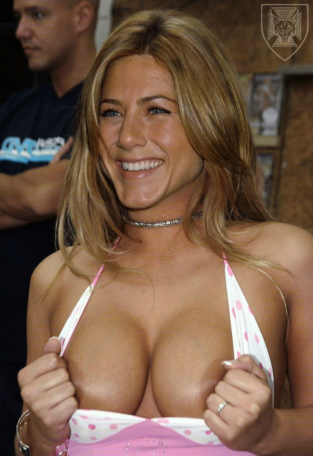 Jennifer aniston sex porn