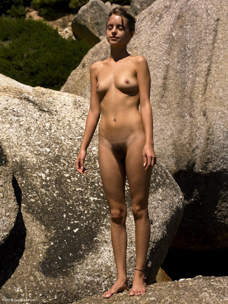 Hegre hairy sian nude