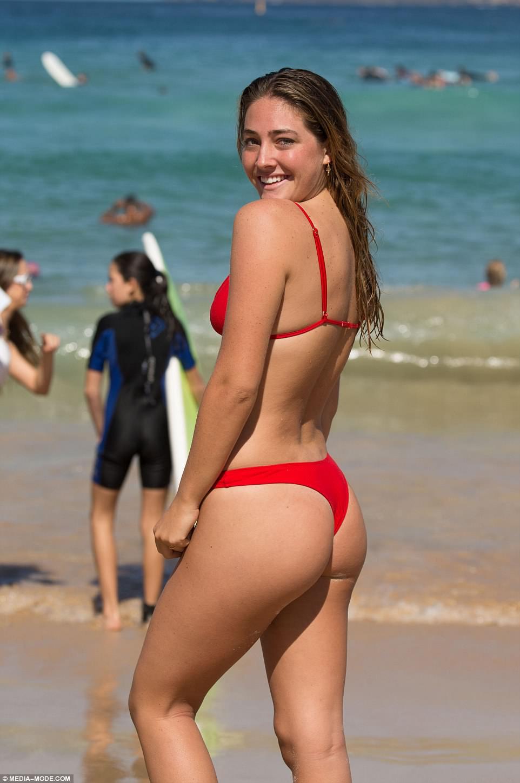 Wearing bikini girls revealing